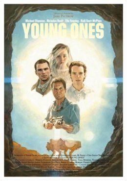 """Постер к фильму """"Молодежь"""" /Young Ones/ (2014)"""