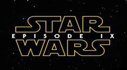 """Постер к фильму """"Звёздные войны: Эпизод 9"""" /Star Wars: Episode IX/ (2019)"""