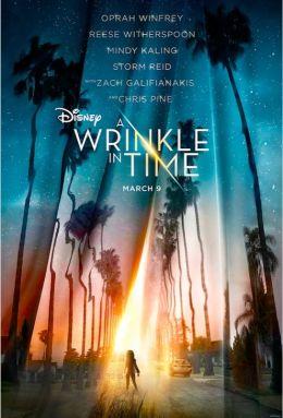 """Постер к фильму """"Излом времени"""" /A Wrinkle in Time/ (2018)"""