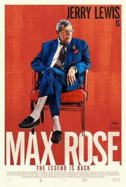 "Постер к фильму ""Макс Роуз"" /Max Rose/ (2013)"