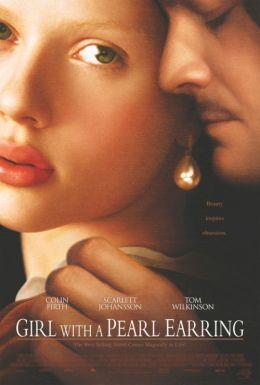"""Постер к фильму """"Девушка с жемчужной сережкой"""" /Girl with a Pearl Earring/ (2003)"""