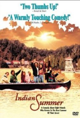 "A poster for the movie ""Indian Summer"" / 1993"