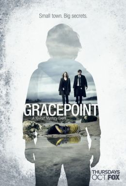 """Постер к фильму """"Грейспойнт"""" /Gracepoint/ (2014)"""