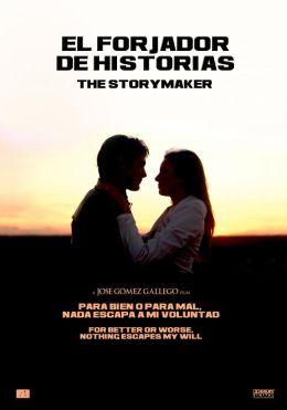 "Постер к фильму ""Кузнец историй"" /El forjador de historias/ (2008)"