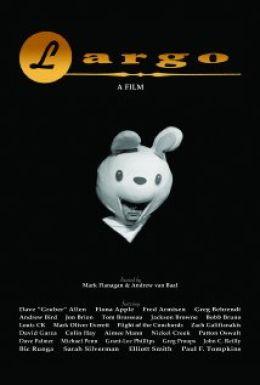 """Постер к фильму """"Ларго"""" /Largo/ (2008)"""