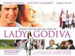 """Постер к фильму """"Леди Годива"""" /Lady Godiva/ (2008)"""