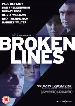 """Постер к фильму """"Ломаные линии"""" /Broken Lines/ (2008)"""