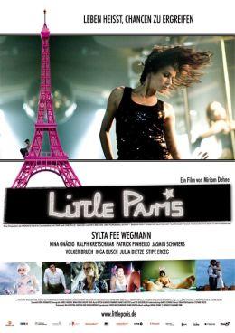 """Постер к фильму """"Маленький Париж"""" /Little Paris/ (2008)"""
