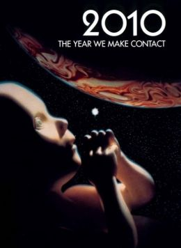 """Постер к фильму """"2010: Космическая одиссея"""" /2010: The Year We Make Contact/ (1984)"""