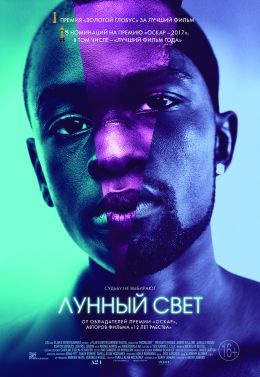 """A poster for the movie """"Moonlight"""" / Moonlight / (2016)"""