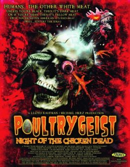 "Постер к фильму ""Атака куриных зомби"" /Poultrygeist: Night of the Chicken Dead/ (2006)"