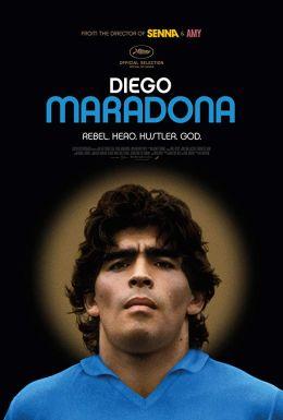"""Постер к фильму """"Марадона"""" /Diego Maradona/ (2019)"""