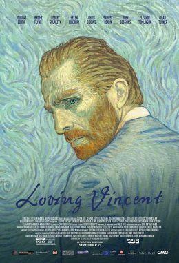 """Постер к фильму """"Ван Гог. С любовью, Винсент"""" /Loving Vincent/ (2017)"""