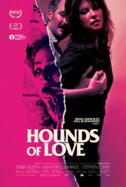 """Постер к фильму """"Гончие любви"""" /Hounds of Love/ (2016)"""