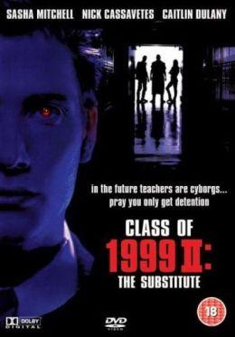 """Постер к фильму """"Класс 1999 года II: Замена"""" /Class of 1999 II: The Substitute/ (1994)"""