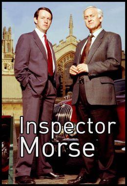 """Постер к фильму """"Инспектор Морс"""" /Inspector Morse/ (1987)"""