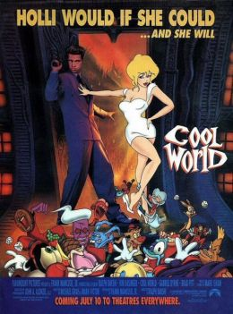 """Постер к фильму """"Параллельный мир"""" /Cool World/ (1992)"""