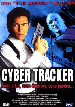 """Постер к фильму """"Киборг-охотник"""" /Cyber Tracker/ (1994)"""