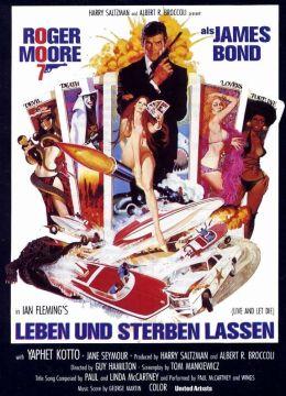 "Постер к фильму ""Живи и дай умереть"" /Live and Let Die/ (1973)"