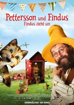 Петсон и Финдус: Финдус переезжает