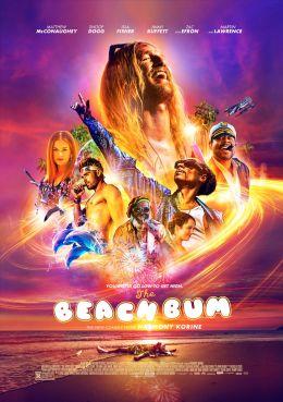 The Beach Bum / (2019) movie poster