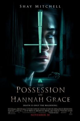 The Possession of Hannah Grace / (2018) movie poster