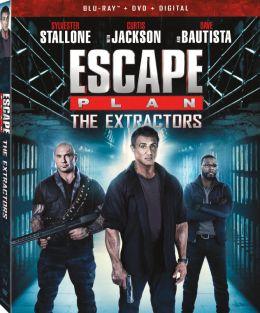 """Постер к фильму """"План Побега 3"""" /Escape Plan: The Extractors/ (2019)"""