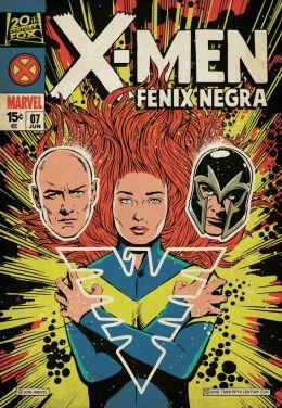 """Постер к фильму """"Люди Икс: Тёмный Феникс"""" /Dark Phoenix/ (2019)"""