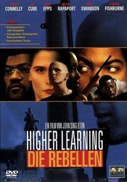 """Постер к фильму """"Высшее образование"""" /Higher Learning/ (1995)"""