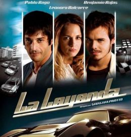 "Постер к фильму ""Легенда"" /La leyenda/ (2008)"