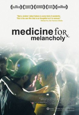 """Постер к фильму """"Лекарство от меланхолии"""" /Medicine for Melancholy/ (2008)"""
