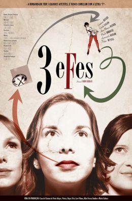 """Постер к фильму """"Три звезды"""" /3 Efes/ (2007)"""