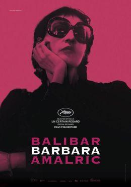 """Постер к фильму """"Барбара"""" /Barbara/ (2017)"""