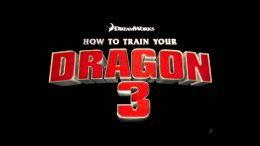 """Постер к фильму """"Как приручить дракона 3"""" /How to Train Your Dragon 3/ (2019)"""