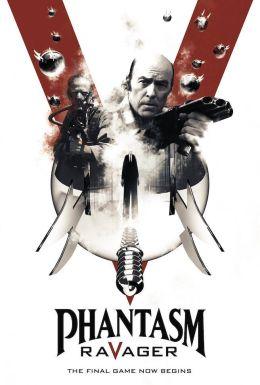 """Постер к фильму """"Фантазм 5: Опустошитель"""" /Phantasm: Ravager/ (2016)"""