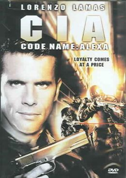 "Постер к фильму ""ЦРУ: Операция ""Алекса"""" /CIA Code Name: Alexa/ (1992)"
