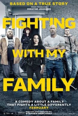 Fighting my family