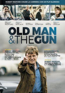 """Постер к фильму """"Старик и ружьё"""" /The Old Man & the Gun/ (2018)"""