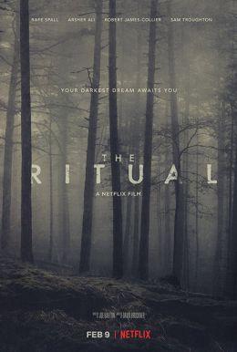 """Постер к фильму """"Ритуал"""" /The Ritual/ (2017)"""