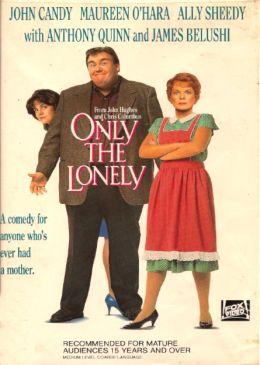 """Постер к фильму """"Поймет лишь одинокий"""" /Only the Lonely/ (1991)"""