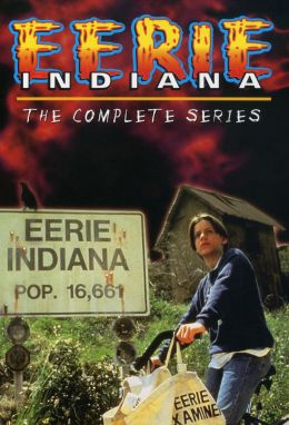 "Постер к фильму ""Город сверхъестественного. Индиана"" /Eerie, Indiana/ (1991)"