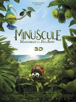 """Poster for the film """"Bugs 2"""" / Minuscule 2: Les mandibules du bout du monde / (2018)"""