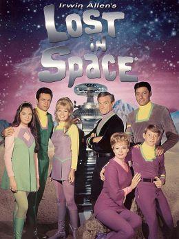 """Постер к фильму """"Затерянные в космосе"""" /Lost in Space/ (1965)"""