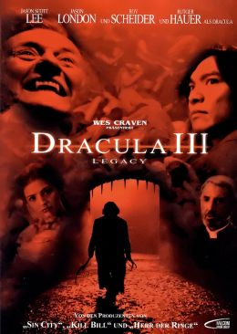 Дракула 3: Наследие