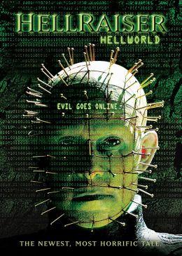 "Постер к фильму ""Восставший из ада 8: Адский мир"" /Hellraiser: Hellworld/ (2005)"