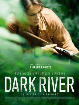 """Постер к фильму """"Темная река"""" /Dark River/ (2017)"""