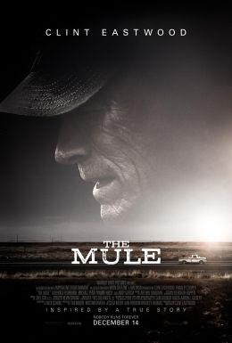 "Постер к фильму ""Наркокурьер"" /The Mule/ (2018)"