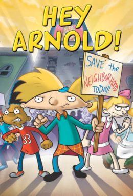 """Постер к фильму """"Эй, Арнольд!"""" /Hey Arnold!/ (1994)"""