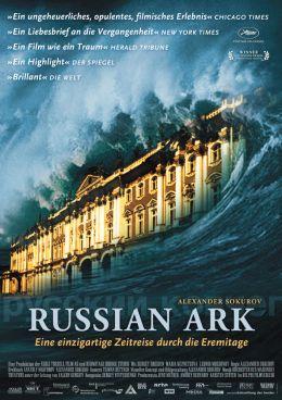 """Постер к фильму """"Русский ковчег"""" /Russian Ark/ (2002)"""