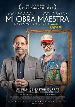 """Poster for the film """"Masterpiece"""" / My Masterpiece / (2018)"""